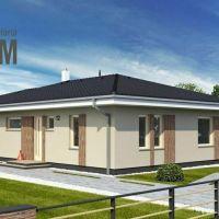 Rodinný dom, Šurany, 1 m², Novostavba