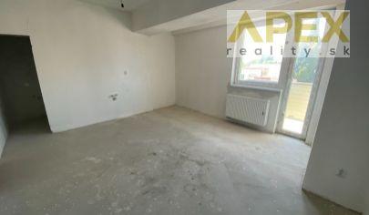 Exkluzívne iba u nás v APEX reality garsónka s balkónom po kompletnej rekonštrukcii, 25 m2