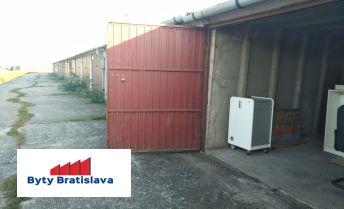 RK Byty Bratislava predá garáž na ul. Východná, BA III