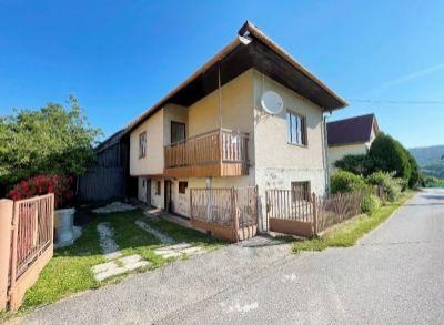 Rodinný dom dom na predaj, Horná Štubňa, okres Turčianske Teplice.
