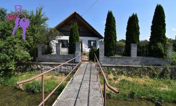 Príjemný domček na krásnom mieste- Bzince pod Javorinou na predaj