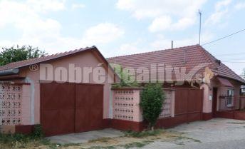 Rodinný dom na predaj v obci Matúškovo