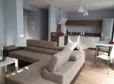 Prenájom 2 izbového bytu vo Zvolene, RIVER - moderné bývanie v pokojnej lokalite.