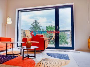 EXKLUZÍVNE pre náročných klientov prenájom mezonetového bytu v Humennom (N152-212-MIM)