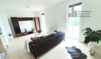 PREDANÉ: EXKLUZÍVNE NA PREDAJ: slnečný 3i byt, novostavba, 77m², 3./4 p., výťah, Záhorská Bystrica, Bratislavská ul.