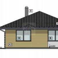 Rodinný dom, Košolná, 100 m², Novostavba