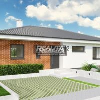 Rodinný dom, Nitra, 109.26 m², Novostavba