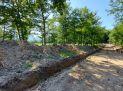 ADOMIS-Predám pekný stavebný pozemok č.5 uprostred prírody na výstavbu chaty,chalupy, 600m2,aj odpočet DPH,smerom na Detský tábor Kysak Brezie, Košice okolie.