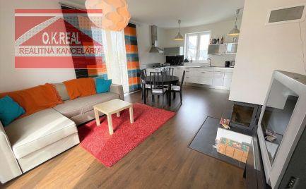 Ponúkame na prenájom 3 -izbový byt s parkovacími miestami na Perličkovej ulici v Podunajských Biskupiciach