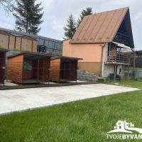 Chata, drevenica, zrub, Košice-Vyšné Opátske, 42 m², Kompletná rekonštrukcia