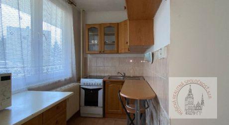 2 izbový byt Sídlisko Mladosť, obec Medzev (79/21)