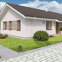 Rodinný dom, Hrubý Šúr, 555 m², Novostavba