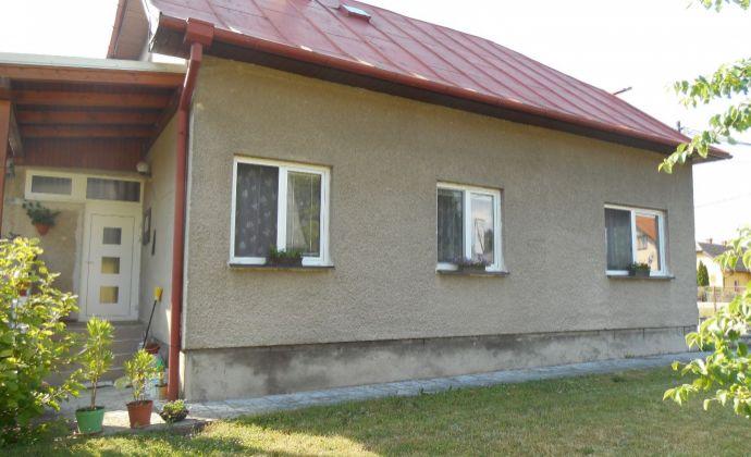 Rodinný dom Príbovce,  pozemok 660m2
