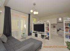 Predaj 4i byt s privátnou terasou, garáž - centrum Rajky