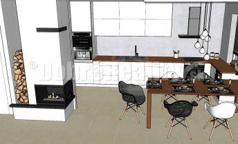 4-izb.bungalov/novostavba vo výbornej tichej časti obce Tešedíkovo