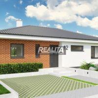 Rodinný dom, Veľký Lapáš, 109.26 m², Novostavba