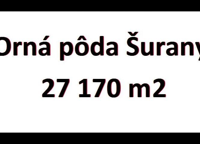 orná pôda - Šurany - Fotografia 1