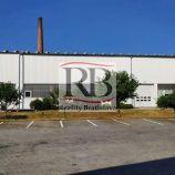 Výrobno-skladový priestor 2000m² s administratívou 600m²