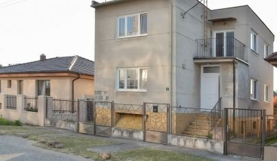 PREDANÉ: 4 izbový rodinný dom, Družstevná 13, Cífer, okr. Trnava