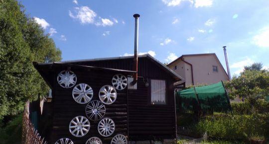 Na predaj záhradná chata so záhradou 391 m2 Handlová FM1119