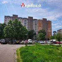 3 izbový byt, Bratislava-Ružinov, 80 m², Čiastočná rekonštrukcia