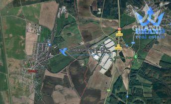 ORNÁ PODA NA ZÁHORÍ ! 7000 m2 pri obci Zohor, RO