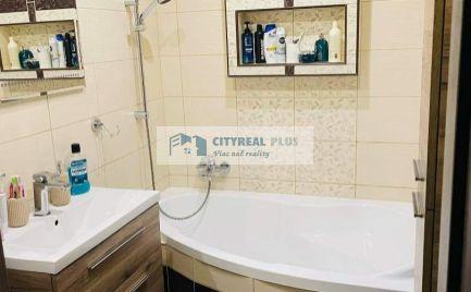 Ponúkame Vám na predaj kompletne prerobený, zariadený 3 izbový byt v meste Štúrovo