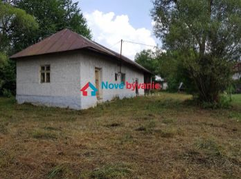 Chalúpka v dedinke. Na predaj dom v obci Repejov (N035-12-JOHAa)