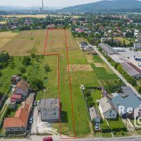 Pre rodinné domy, Nováky, 8803 m²