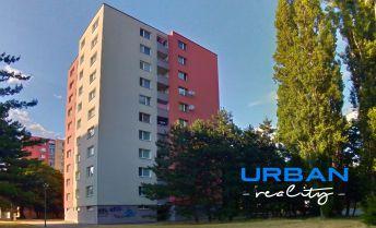Na predaj 3-izbový byt, Bratislava-Petržalka, Furdekova