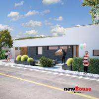 Rodinný dom, Nové Mesto nad Váhom, 115 m², Novostavba