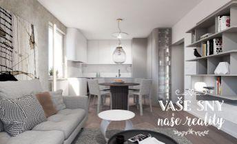 OS Hanzlíkovská, Bytový dom č.8, 3-izbový byt č. 15 v štandardnom prevedení za 152.300 €