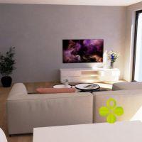3 izbový byt, Bojnice, 81 m², Novostavba