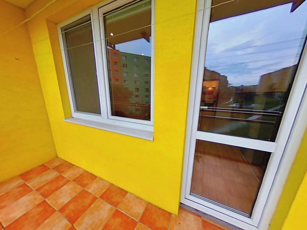 PREDANÝ: 2 izbový byt, Prešov, sídlisko Sekčov - 3