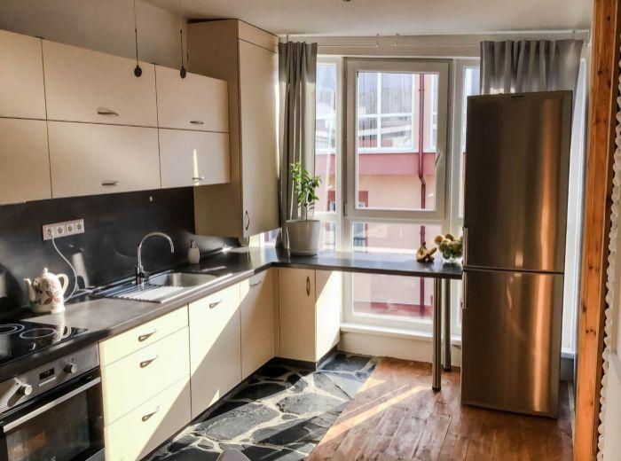 HAINBURG, 4-i byt, 96 m2, NOVOSTAVBA, komplet zariadený, TERASA, vlastny kotol, PROVÍZIU NEPLATÍTE