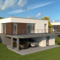 Rodinný dom, Horný Kalník, 210 m², Vo výstavbe