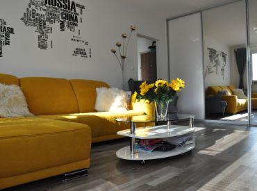 AFYREAL predaj slnečný 3izb byt Pribišova, loggia s vyhradeným parkov. miestom