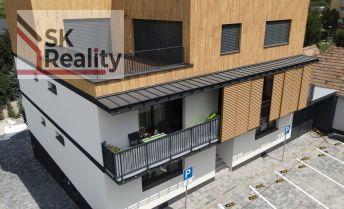 Luxusný nadrozmerný byt s terasou v novostavbe na predaj - vybavíme financovanie