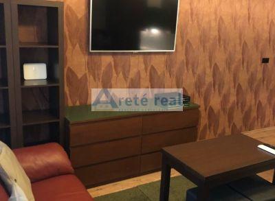 Areté real-ponúkame na prenájom pekný 3 izb.byt,moderný ,kompletne zariadený s balkónom