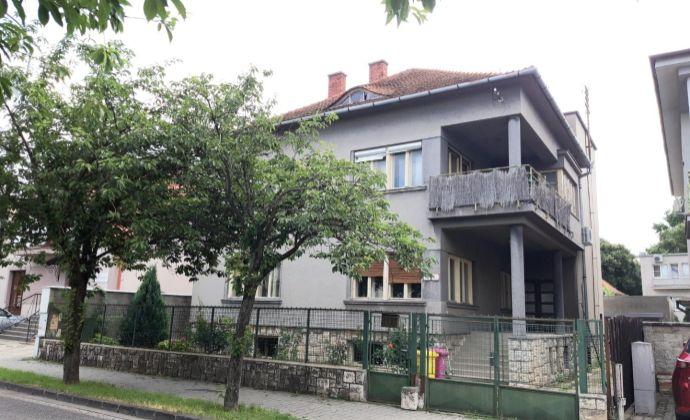 Prenájom rodinného domu - ul. Fraňa Mojtu, Nitra