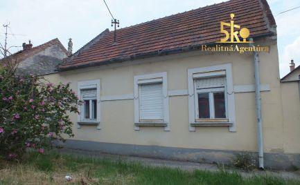 Rodinný dom v meste Komárno