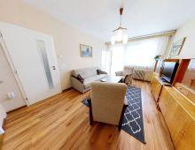 VÝBORNÁ LOKALITA: Na predaj 3 izbový zrekonštruovaný byt s loggiou, 67 m2, LACHOVA ulica, PETRŽALKA.