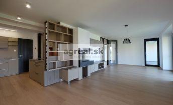 Moderný 3-izbový byt s priestrannou terasou a garážou