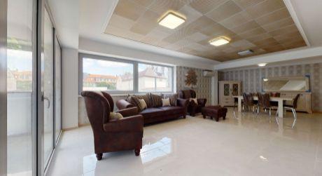 Nový zariadený 4 izb. apartmán GALLERY LUX č. 26 /158,3 m2, balkón 14,5 m2/ Piešťany