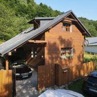 Chata, drevenica, zrub, Lazy pod Makytou, 2205 m², Kompletná rekonštrukcia