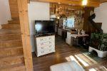 chata, drevenica, zrub - Lazy pod Makytou - Fotografia 7