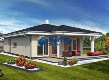 Novostavba 4 izbového rodinného domu v meste Šurany