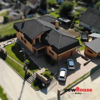 Rodinný dom, Mníchova Lehota, 400 m², Novostavba
