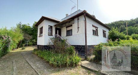 Rodinný dom v pôvodnom stave - Vinné, okres Michalovce (83/21)