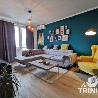 2 izbový byt, Nové Zámky, 57.40 m², Kompletná rekonštrukcia